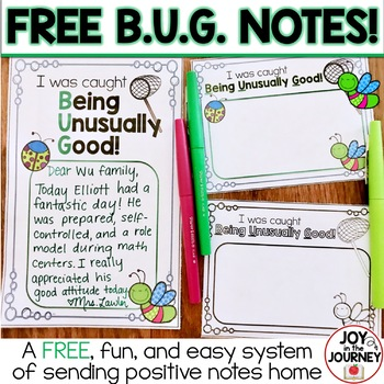 FREE Positive Notes Home