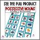 FREE Possessive Nouns