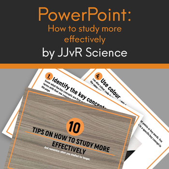 FREE PowerPoint - How to study more effectively