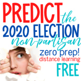 FREE: Predict the Election 2016!