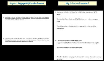 Free! Slideshow that shows my module enhancements, reviews, handouts, etc...