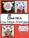 FREE Printable Chick-Fil-A Cow Day Mask