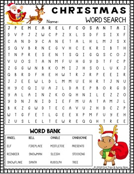 graphic about Printable Christmas Word Search identified as Absolutely free Printable Xmas Term Glance through To start with Attempts and