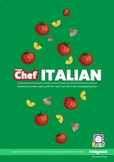 FREE (Eng/ Math) Italian Food Activity Pack for Preschoolers
