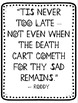 """FREE!  Printable Quotes from Gordon Korman's """"WhatsHisFace"""""""