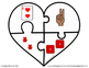FREE Printable Valentine's Day Heart Counting Puzzles (Num