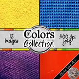 Colors Digital Paper