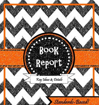 FREE Pumpkin Book Report Kindergarten