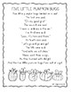 FREE Pumpkin Bug POEM (P4 Clips Trioriginals)