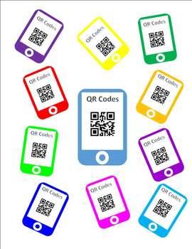 FREE QR Code Template