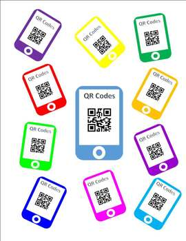 FREE QR Code Template