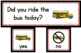 FREE: Question of the Day: Back to School (Pocket Chart Cards)