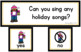 FREE: Question of the Day: Christmas & Hanukkah (Pocket Chart Cards)