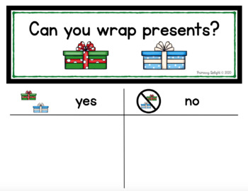 FREE: Question of the Day: Christmas and Hanukkah  (Sign-in Sheets)