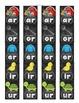 FREE R-Control Posters - chalkboard theme