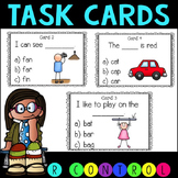 FREE  R Controlled Reading Task Cards