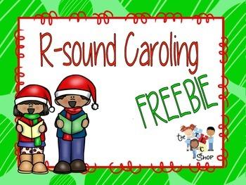FREE! R-sound Caroling