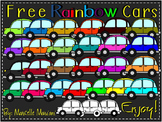 FREE RAINBOW CARS-COMMERCIAL USE-COLOUR AND BLACK-WHITE