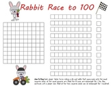 FREE Rabbit Racers: Race to 100 game