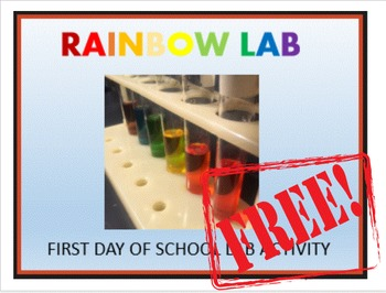 FREE Rainbow Lab