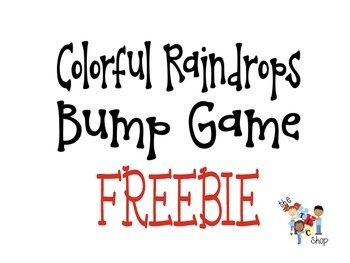 FREE!!! Raindrop BUMP Game Examples
