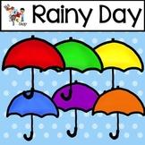 FREE! Rainy Day with SURPRISE BONUS CLIPS!