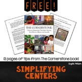 FREE Simplifying & Re-Thinking Centers: Creating a better system