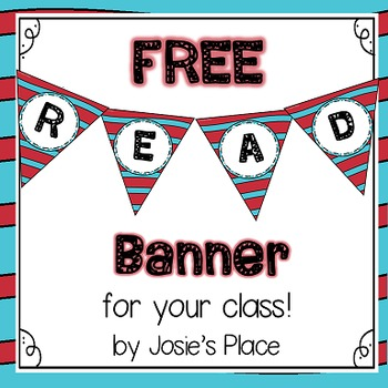 FREE Read Banner
