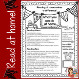 FREE Read at Home Flyer