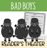 Readers' Theater Script Bad Boys by Margie Palatini FREE