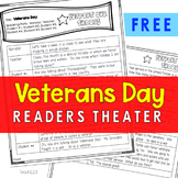 Veterans Day Readers Theater