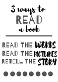 FREE Reading Classroom Poster