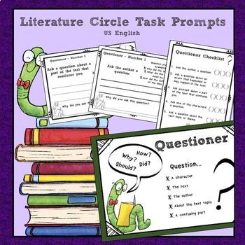 Reading Strategies Literature Circle Roles US