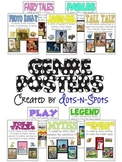 FREE Reading Genre Posters