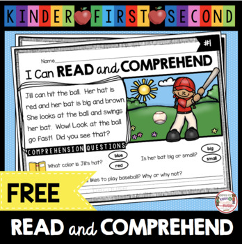 Fluency Passages First Grade Worksheets Teaching Resources
