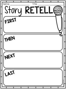 FREE Reading Response Worksheets