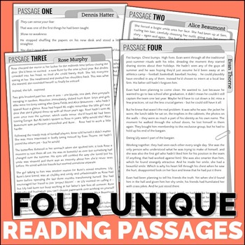 FREE Reading and Writing Lesson