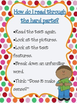 FREE Reading through the hard parts posters (2)