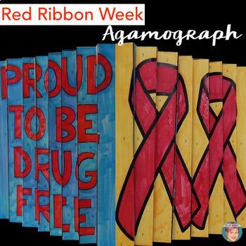 Red Ribbon Week Agamograph