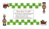FREE Reindeer Dash Math Game