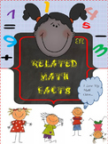 FREE - Related Math Facts