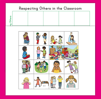 FREE Respecting Others in the Classroom Sorting Activity