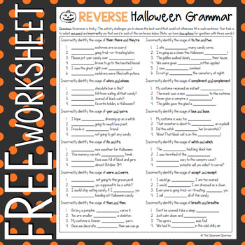 Worksheets Inspirational High School Grammar Worksheets with ...