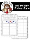 FREE Roll and Tally Partner Game