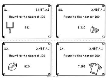 FREE - Rounding -  CCSS  3.NBT.A.1
