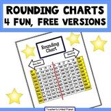 FREE Rounding Charts!