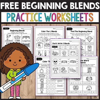 Free S Blends Worksheets, R Blends Activities By Alina V Design And Free Printable Articulation Free S Blends Worksheets, R Blends Activities