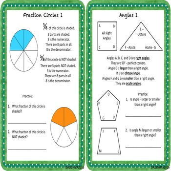 FREE SAMPLE Math Concepts & Applications Grade 3 Practice Special Education