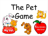 FREE SAMPLE - Pet Game