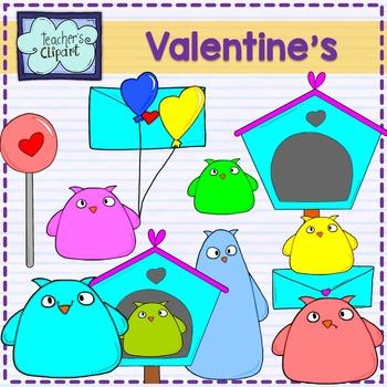 FREE Valentine's Day - San Valentín Clip art